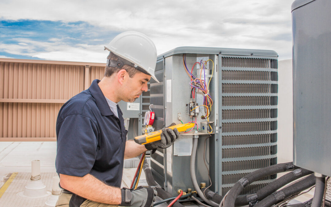 Oklahoma Heating and Air Conditioning | Who Are You Going to Call?