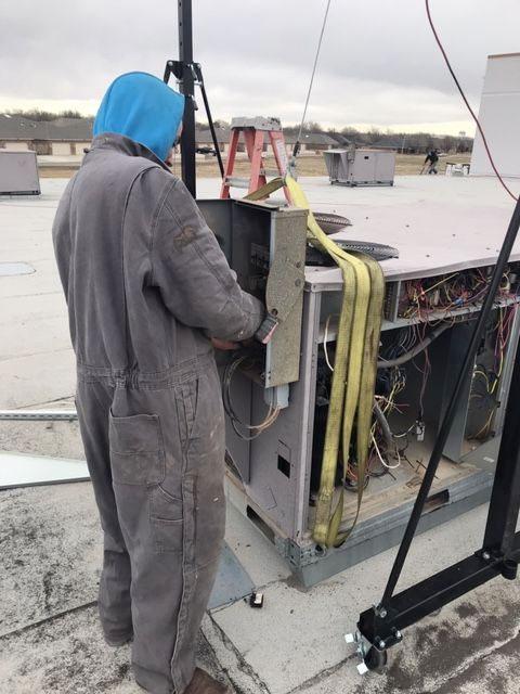 Oklahoma Heating & Air Conditioning